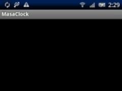 Masa Clock 1.0.5 Screenshot