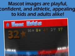 Mascot Madness: Family Friendly March Basketball Tournament Bracket 1.3 Screenshot