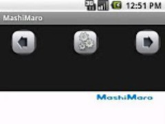 MashiMaro Wallpaper 1.0 Screenshot