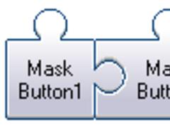 MaskButton .Net Component 1.0.0.0 Screenshot