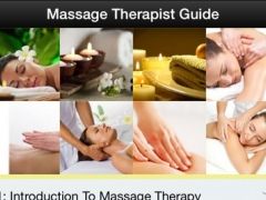 Massage Therapist Guide 1.0 Screenshot