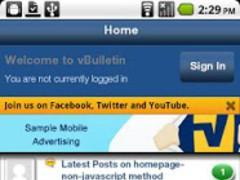 MassCops Mobile 1.1.2 Screenshot