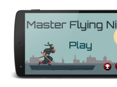 Master Flying Ninja 2.0 Screenshot