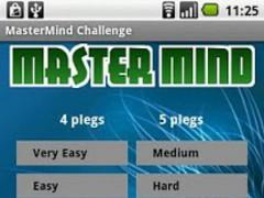 Master Mind Challenge 2.8 Screenshot