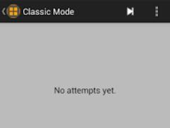 Mastermind Classic Full 1.0 Screenshot