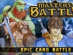 Masters Of Battle - Card Battle Game 1.2 Screenshot