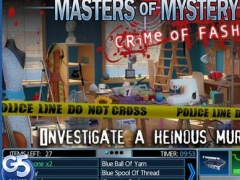 Masters of Mystery: Crime of Fashion (Full) 1.0 Screenshot