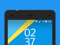 Material Pop - Blue Theme 1.0.0 Screenshot