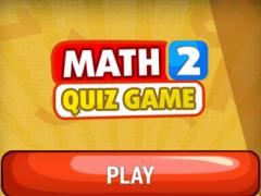 Math 2 Quiz Game 4.0 Screenshot