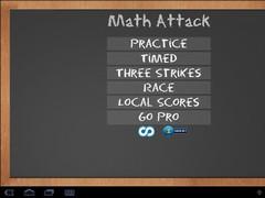 Math Attack 3.0 Screenshot