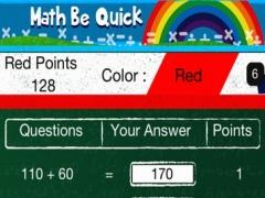Math Be Nimble + | A Math Workout 1.10 Screenshot