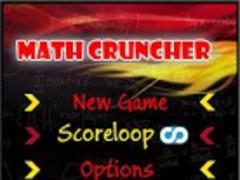 Math Cruncher 1.0.1.3 Screenshot