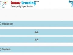 Math ELA Grade 7 - Common Core,PARCC,SBAC Practice 2.6 Screenshot
