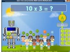 Math Games Multiplication 1.1 Screenshot
