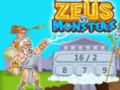 Math Games - Zeus vs. Monsters 1.12 Screenshot