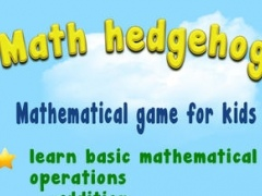 Math hedgehog lite 1.0 Screenshot