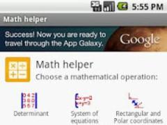 Math helper 2.0 Screenshot