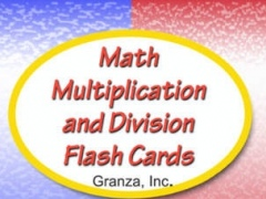 Math Multiplication and Division Flash Cards For 3rd Grade 1.0 Screenshot