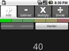 Math Pal - Elementary 1.2 Screenshot
