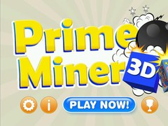 Math Puzzle Game-PrimeMiner 3D 1.1 Screenshot