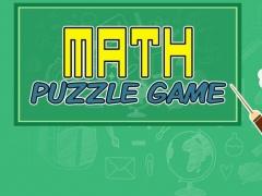 Math Puzzle 1.0 Screenshot