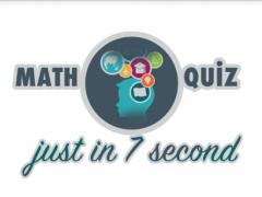Math Quiz: Just in 7 Second 1.3 Screenshot