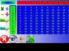Math Tables With Game & Quiz  Screenshot