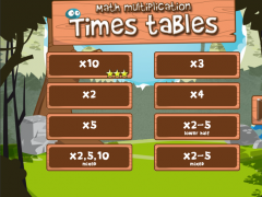 Math times tables (FULL) 1.0 Screenshot