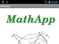 MathApp - Math Exercises 1.0 Screenshot