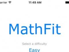 MathFit 1.1 Screenshot