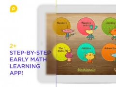 Mathlandia – early math learning for toddlers 2.0 Screenshot