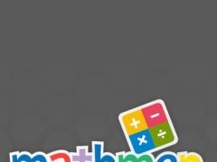 MathMen - Learn Endless Add, Subtract, Divide, Multiply. Math Training, Worksheet & Quiz Game For Kids Free 1.1.1 Screenshot