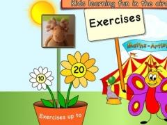 Maths Artists: first grade math exercises and fun educational games 1.1 Screenshot