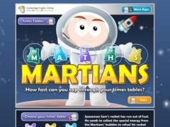 Maths Martians HD: Times Tables 1.3 Screenshot