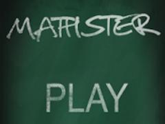 Mathster - the best Math game 2.3 Screenshot
