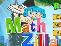 Mathzilla with Roxy the Star 1.0 Screenshot