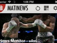 Matinews 2.0.0 Screenshot