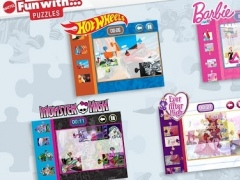 Mattel Fun with Puzzles 2.8 Screenshot