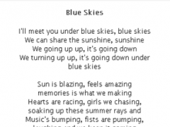 MattyBRaps Lyrics 1.13 Screenshot