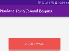 Maulana Tariq Jameel Bayan HD 1.7 Screenshot