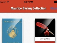 Maurice Baring Collection 1.1 Screenshot