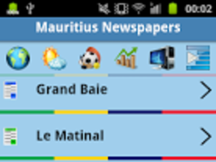 Mauritius Newspapers 1.5.1 Screenshot