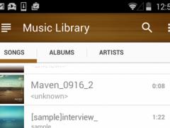 MAVEN Player WOOD skin 2015020910 Screenshot