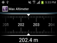 Max Altimeter 1.0.5 Screenshot