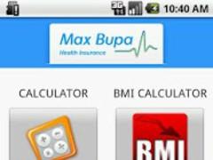 Max Bupa Premium Calculator 1.1.12 Screenshot