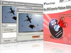 Max DVD Converter Platinum Edition 8.2.0.6521 Screenshot