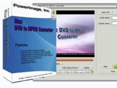 Max DVD to MPEG Converter 6.8.0.6107 Screenshot