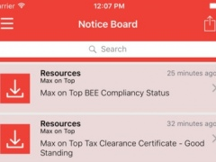 Max on Top Communicator 1.0 Screenshot