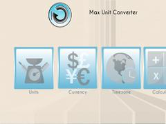 Max Unit Conv Pro 5.02 Screenshot