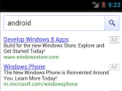 Max Web Search 1.2 Screenshot